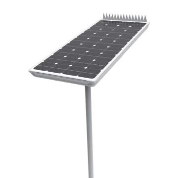 All in one solar stree light