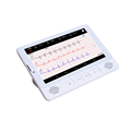 Routine electrocardiographic monitoring equipment