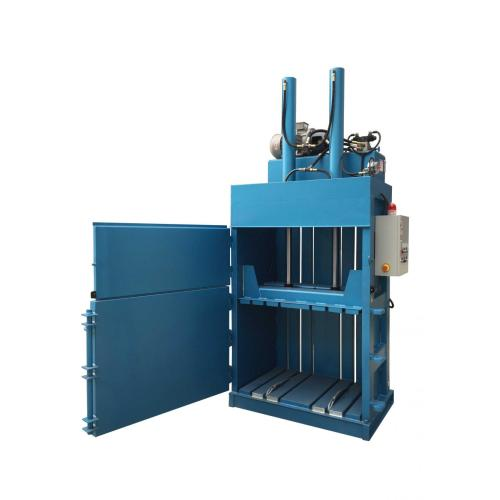 Vertical Hydraulic Cardboard Baler machine