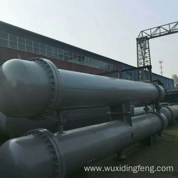 Make to Order gas boiler heat exchanger