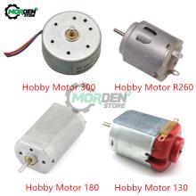 DC 1.5V 3V Hobby Motor 130 180 300 R260 DC Motor High Speed Hobby Toy Micro Motor High Torque for Smart Car Electronic DIY