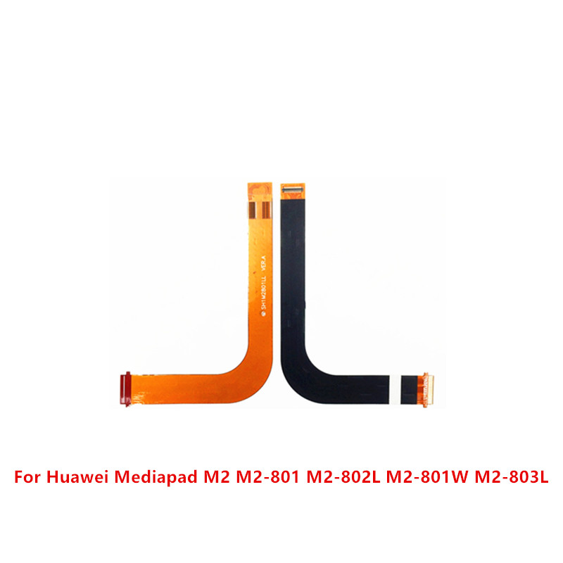 Board Mainboard Main Motherboard LCD Display Connect FPC Flex Cable For Huawei Mediapad M2 M2-801 M2-802L M2-801W M2-803L