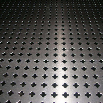 Wholesaler 321 Stainless Perforated Sheet