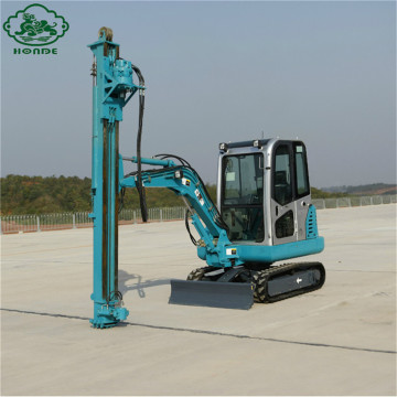 Hydraulic Piling Machine Price