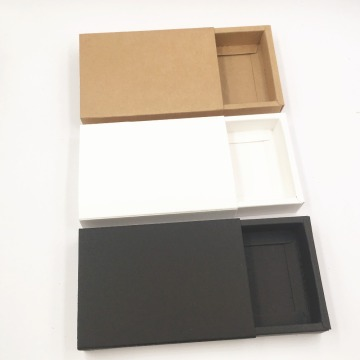 choclate packaging boxes custom logo eyelash packaging box