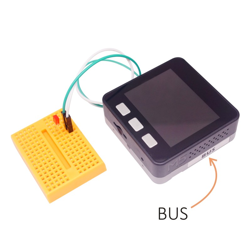M5Stack Official BUS Module for Arduino ESP32 IoT development kit with 2*15pin Bus Socket Stackable Demoboard Proto Board