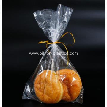 Clear Plastic Bag for Bread Packing