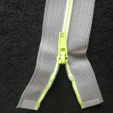Cheap 10inch nylon separating zipper for clothing wholesale