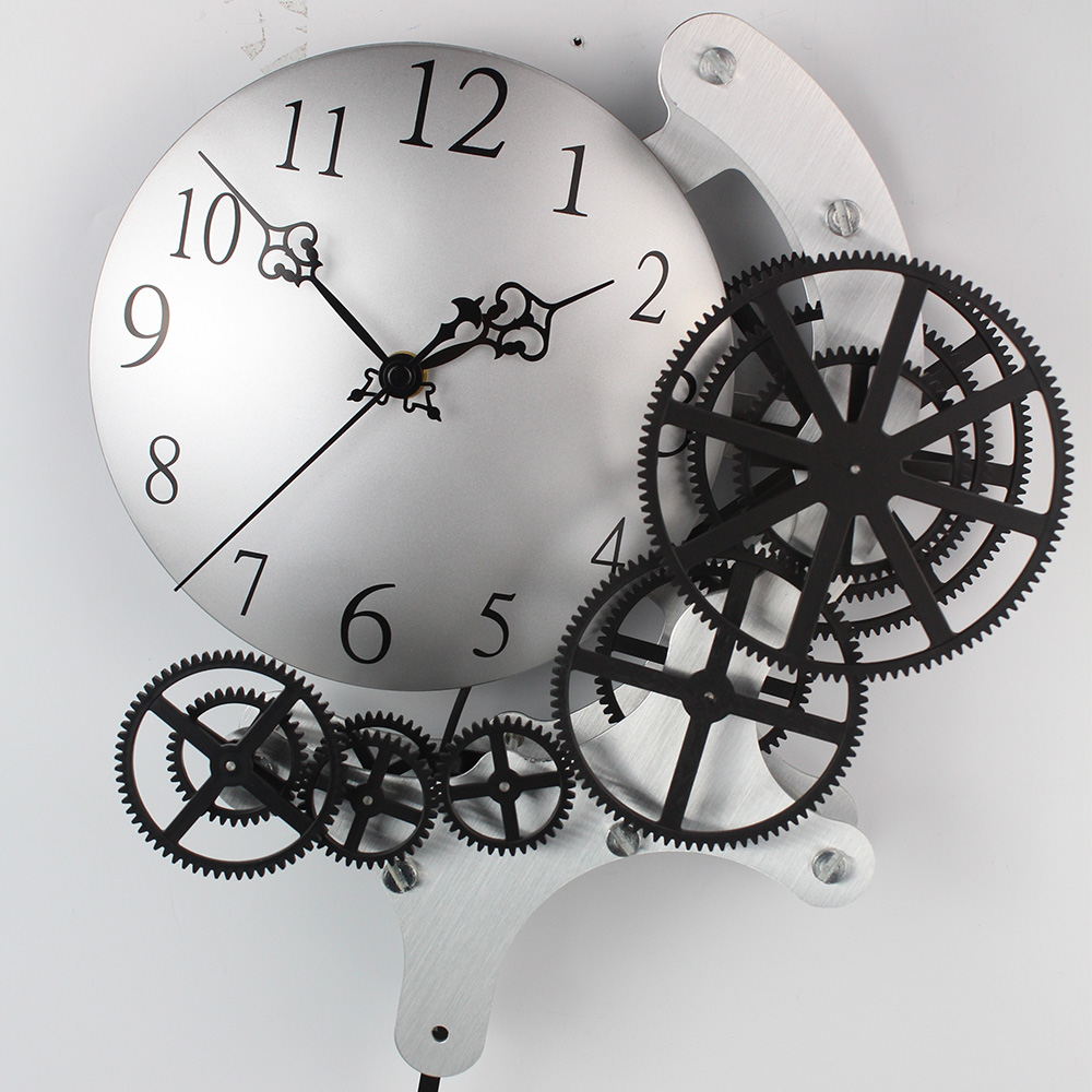 Karlsson White Wall Clock