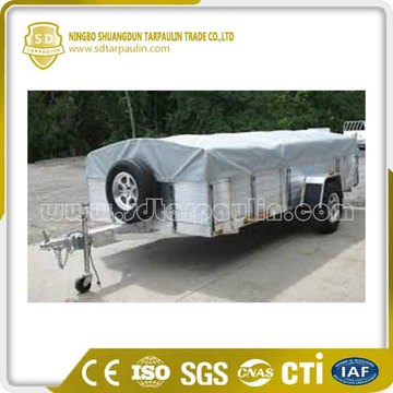 Waterproof PVC Truck Trailer Cover Tarp
