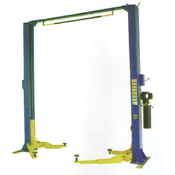 Two post lifter gantry design