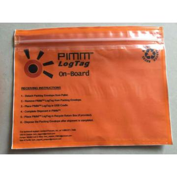 PMMI packing list envelope