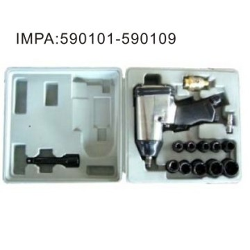 Heavy Duty Pneumatic Impact Wrench