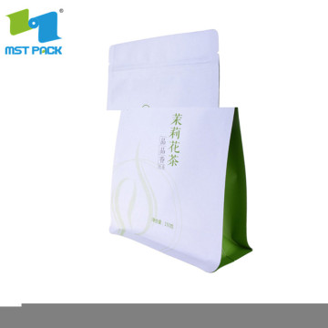 Eco friendly reusable large loose tea packaging
