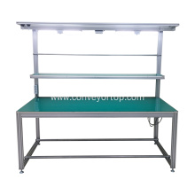 Industrial Aluminum Workbench For Assembly Line