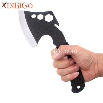 Portable lashing rope handle mini small multitool axe