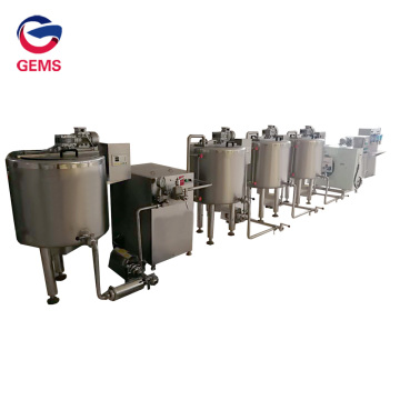 Small Scale Milk Yogurt Production Line for Sale