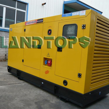 Cummins Engine 500kva Diesel Genset Quiet Generator Price