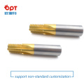 Thread milling cutters Internal cooling NPTF