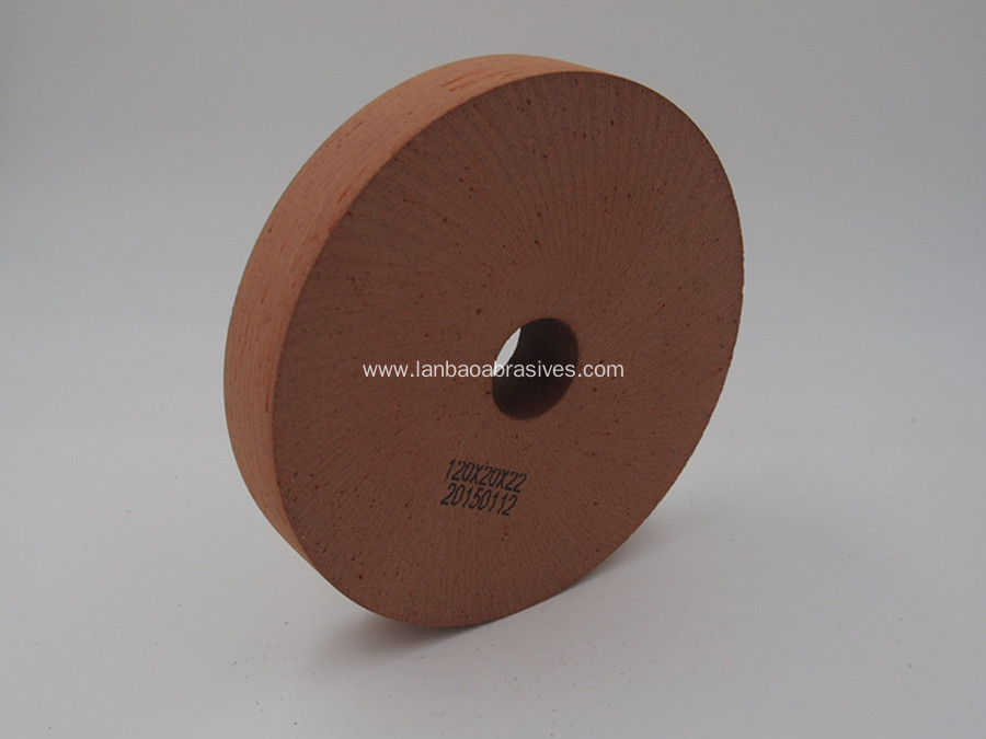 D120mm BD polishing wheel in Glass Machine