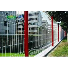 3D fence panels wiith curves
