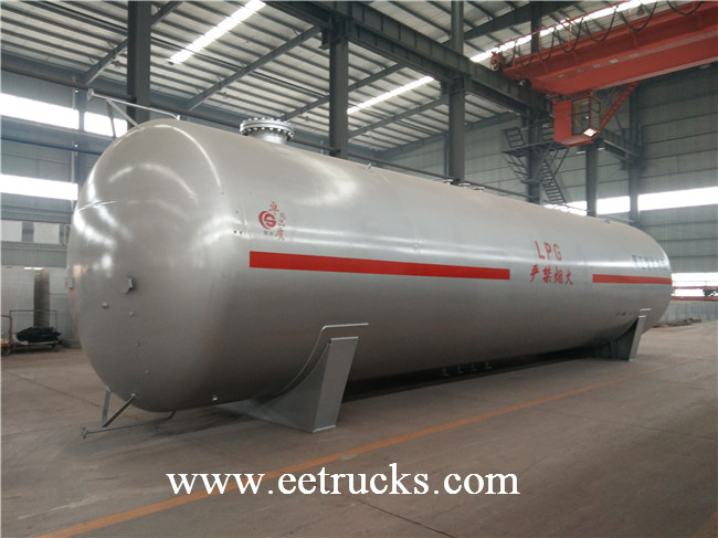 40 TON Propane Storage Tanks