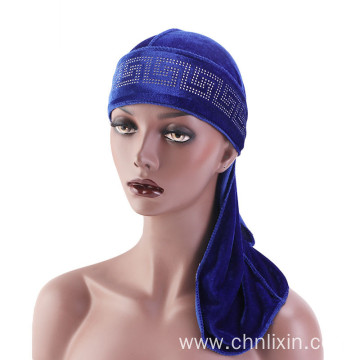 Chemo cap bandanas hair accessories turban caps custom