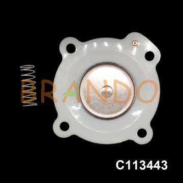 C113443 C113444 ASCO Type Diaphragm Valve Repair Kit