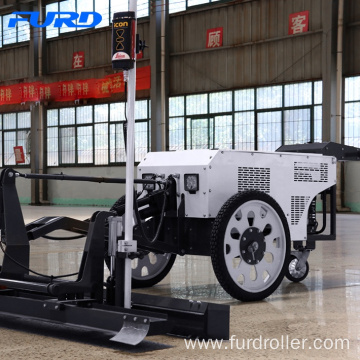 Compact and Lightweight Design Laser Screed Machine