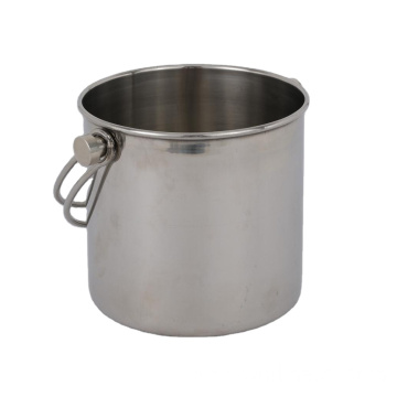 Metal stainless steel customized Party Ice Bucket