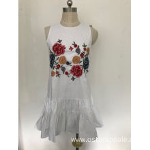 High Quality Colorfull Embroidery for Ladies Dress