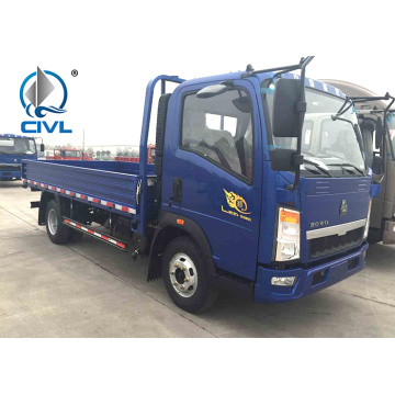 4X2 LHD 290HP Commercial Truck