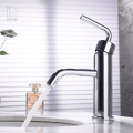 HIDEEP Full Brass Under Counter Basin Faucet