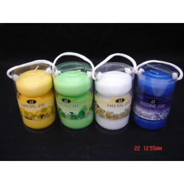 PVC Box Packed Beautiful  Floating Candle