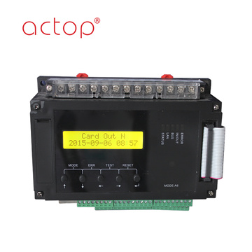 actop 2019 guest room automation control unit