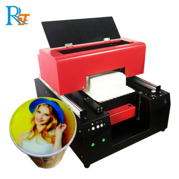 2018 Refinecolor food printing coffee machine