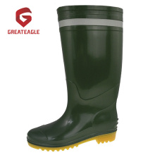 PVC Wellington Hunter Work Rain Boots