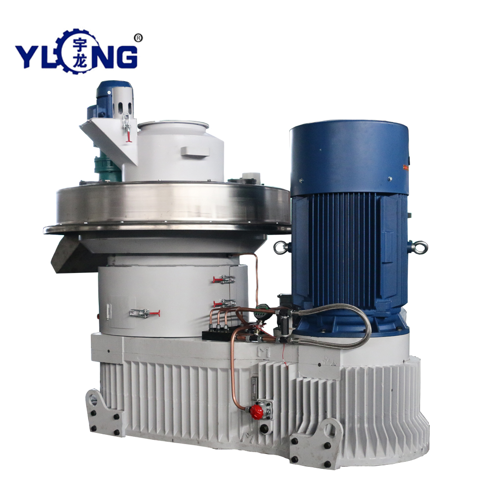 Rice Husk Pelletizer For Fuel