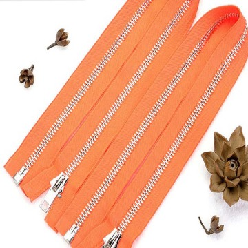 Slap-up 10inch heavy duty metal zipper slider