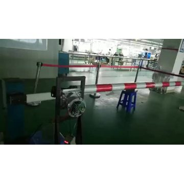 small size Automatic boom barrier road gate