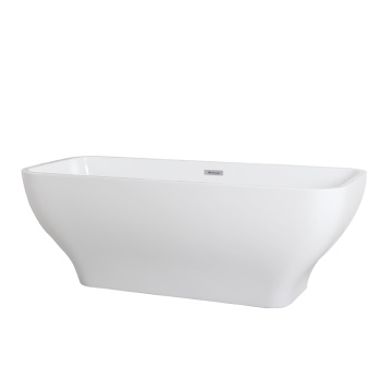 Americast Insulated Pedestal Freestanding Bathtub