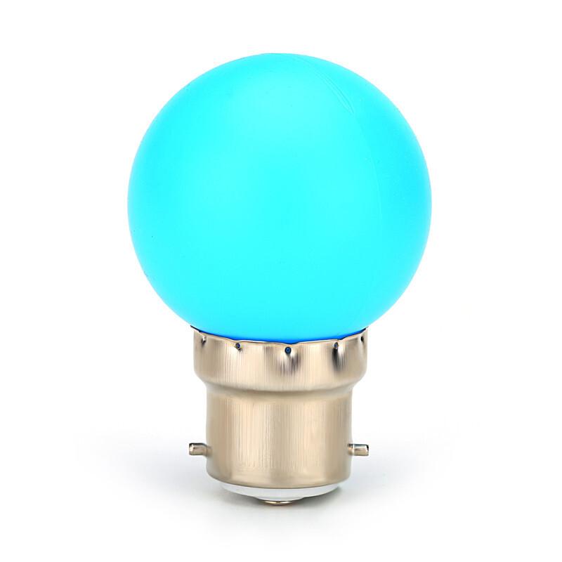 G45 LED Light B22/E27 1W Energy Saving Mini Bulb Lamp 110-220V Night Light Decoration White/Red/Blue/Green/Yellow/Pink 10pcs/lot