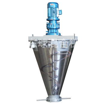 Double Screw Cone Mixer for Powder Material
