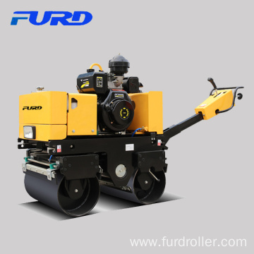 Double Drum Hand Vibrating Roller (FYL-800)