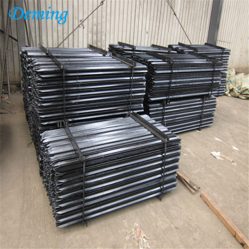 Wholesale Hot Dipped Galvanized Studded T Post