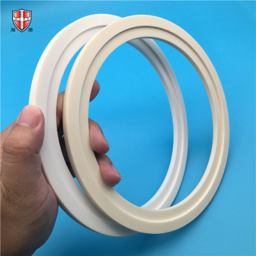 isostatic pressing Al2O3 ceramic insulator ring gasket