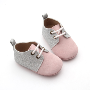 Leather Newborn Footwear Casual Shoes For Girl