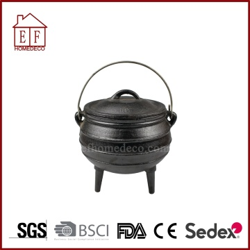 Cast Iron Potjie Size 1/8