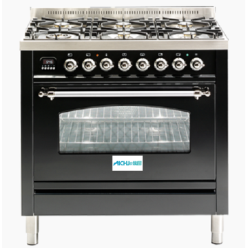 90cm Freestanding Gas Cooker Built In Oven