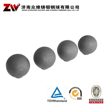 Forged steel ball of 45# 1.5 inch